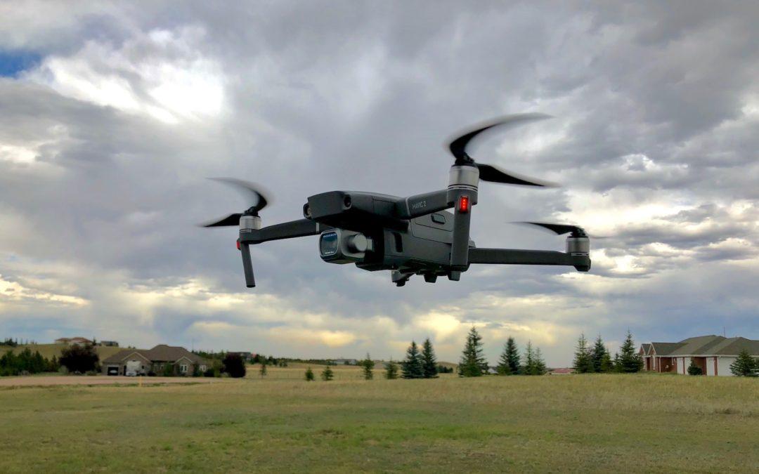 Off-Season Drone Maintenance